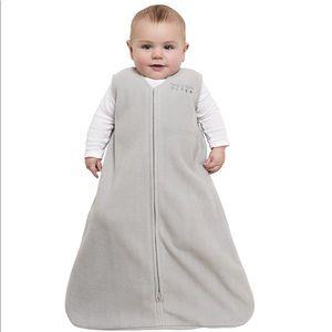 New HALO grey fleece sleepsack sleeping bag